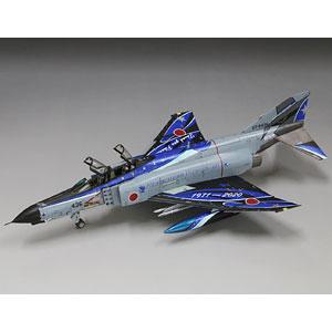 """1/72 航空機 航空自衛隊 F-4EJ改 ラストフライト記念 """"ブルー"""" プラモデル"""