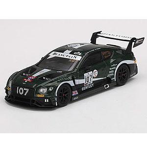1/64 ベントレー コンチネンタル GT3 トータル スパ24時間 2019 #107 ベントレーチーム Mスポーツ(右ハンドル)