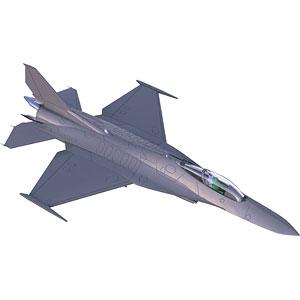 1/144 機動警察パトレイバー2 the Movie U.S.AIR FORCE F-16改 ナイト・ファルコン プラモデル