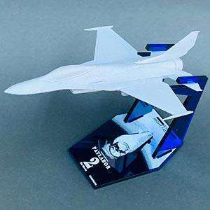 1/144 機動警察パトレイバー2 the Movie U.S.AIR FORCE F-16改 ナイト・ファルコン 限定版(クリアブルー) プラモデル