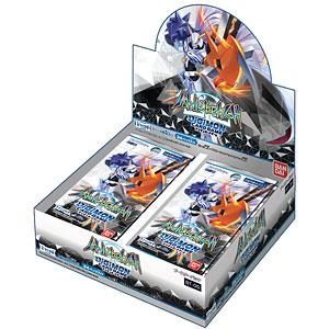 デジモンカードゲーム ブースターバトルオブオメガ 24パック入りBOX