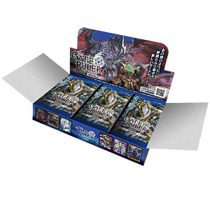 ゲートルーラー第2弾ブースター 邪神襲来 36パック入りBOX