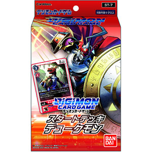 デジモンカードゲーム スタートデッキ デュークモン 6パック入りBOX