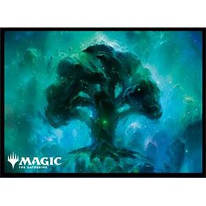 マジック:ザ・ギャザリング プレイヤーズカードスリーブ ニクス土地≪森≫(MTGS-155) パック