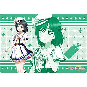 ラバーマット V2 Vol.10 ラブライブ!虹ヶ咲学園スクールアイドル同好会『三船栞子』スクフェスシリーズ感謝祭2020ver.