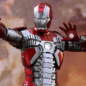 ムービー・マスターピース DIECAST 『アイアンマン2』1/6スケールフィギュア アイアンマン・マーク5 ※延期・前倒し可能性大