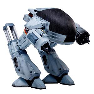 ロボコップ 1/18 アクションフィギュア バトルダメージ ED-209
