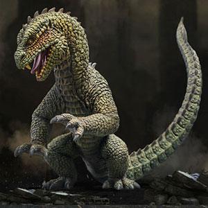 リドサウルス (カラー版) ソフビ スタチュー