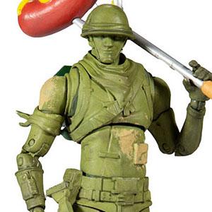 『フォートナイト』 アクションフィギュア 7インチ プラスチックパトローラー