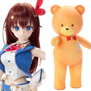 1/3 アナザーリアリスティックキャラクターシリーズ ホロライブ ときのそら あん肝ソフビ人形付属ver