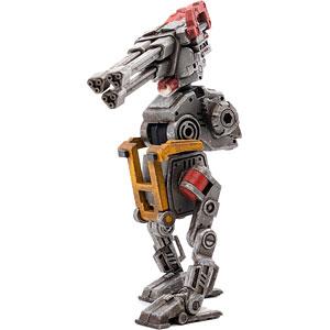 1/18 バトル フォー ザ スター X12 アタックサポート ロボット ファイヤパワー タイプ