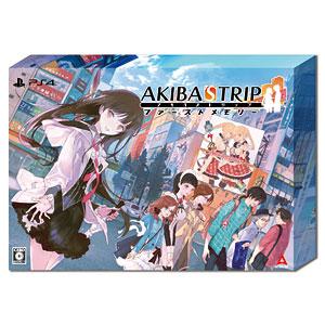 【特典】PS4 AKIBA'S TRIP ファーストメモリー 初回限定版 10th Anniversary Edition