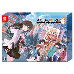 【特典】Nintendo Switch AKIBA'S TRIP ファーストメモリー 初回限定版 10th Anniversary Edition