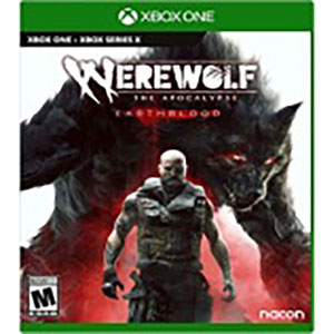 Xbox One 北米版 Werewolf The Apocalypse Earthblood