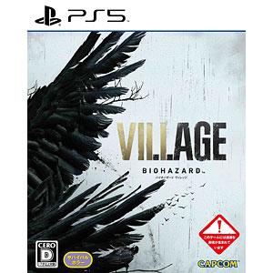 【特典】PS5 BIOHAZARD VILLAGE 通常版