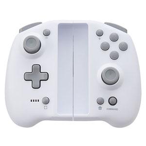 ダブルスタイルコントローラー ホワイト(Switch用)