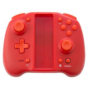 ダブルスタイルコントローラー レッド(Switch用)