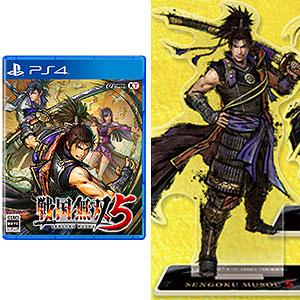 【特典】PS4 戦国無双5 一騎当千BOX