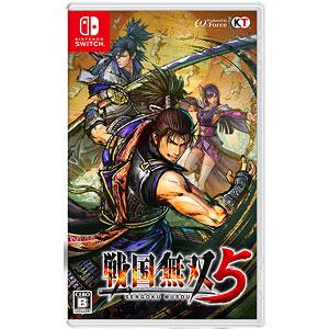 【特典】Nintendo Switch 戦国無双5
