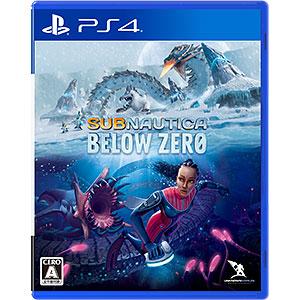 PS4 Subnautica: Below Zero
