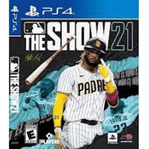 PS4 北米版 MLB The Show 21