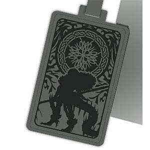 Fate/Grand Order ラゲッジタグ バーサーカー/クー・フーリン〔オルタ〕