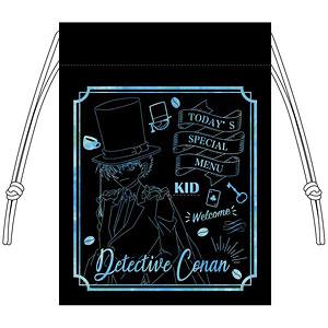 名探偵コナン スクラッチアート 巾着 怪盗キッド