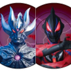 缶バッジ「ウルトラギャラクシーファイト ニュージェネレーションヒーローズ」02/(Bグループ) 8個入りBOX