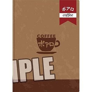 名探偵コナン フクロノート「喫茶ポアロ」