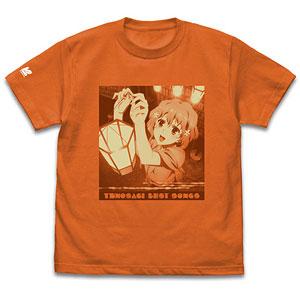 花咲くいろは 湯乃鷺ベストソングス CD Tシャツ(M)