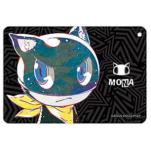 PERSONA5 the Animation モナ Ani-Art 1ポケットパスケース