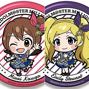 アイドルマスター ミリオンライブ! トレーディングビッグ缶バッジ B インフィニット・スカイver. 13個入りBOX