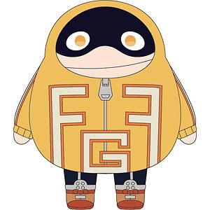 僕のヒーローアカデミア ファットガムむにゅぐるみS(戦闘服)