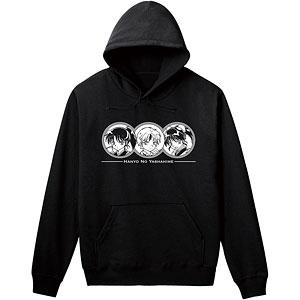 半妖の夜叉姫 パーカー メンズ XL