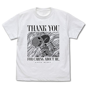 ワンピース さよならメリー号 Tシャツ/WHITE-S