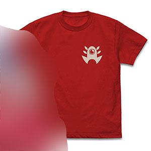 ドラゴンクエスト ダイの大冒険 アバン シンボルTシャツ/RED-M