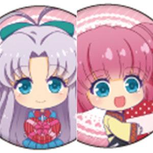 缶バッジ「まもって守護月天!」04/バレンタインver. ミニキャラ 6個入りBOX