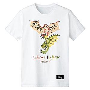 モンスターハンター PERSON'Sコラボ リオレウス&リオレイア Tシャツ レディース L