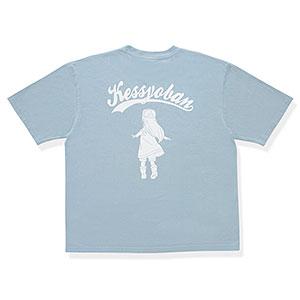 はたらく細胞 血小板デザイン ビッグTシャツ L