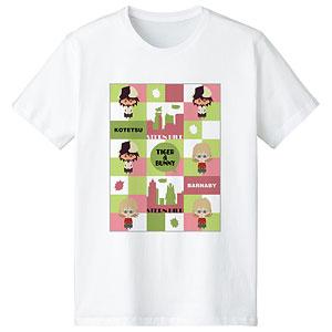 TIGER & BUNNY 虎徹&バーナビー NordiQ Tシャツ メンズ XL