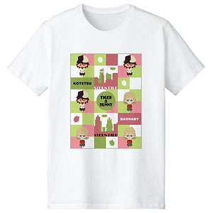 TIGER & BUNNY 虎徹&バーナビー NordiQ Tシャツ レディース L