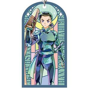 半妖の夜叉姫 両面キーホルダー PALE TONE series 翡翠
