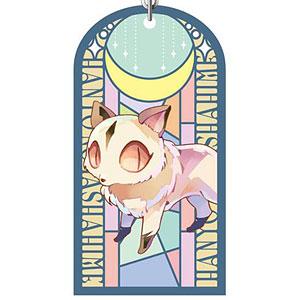 半妖の夜叉姫 両面キーホルダー PALE TONE series 雲母