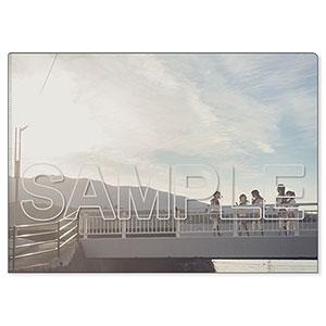 『ラブライブ!サンシャイン!!』クリアファイル Aqours 梨子&ダイヤ&花丸&鞠莉&ルビィ