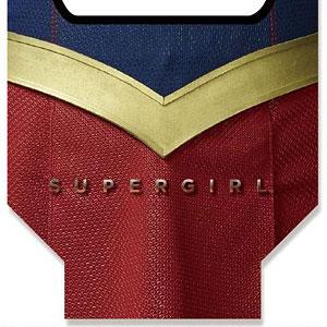 たためるエコバッグ DCヒーローズ スーパーガール