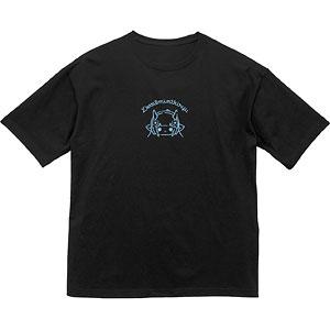 SHOW BY ROCK!! 描き下ろしイラスト デルミン DJver. BIGシルエットTシャツ ユニセックス L