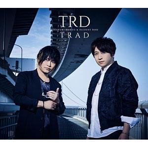 【特典】CD TRD / TRD(トラッド)1stミニアルバム 「TRAD」 初回限定盤