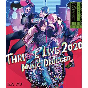 BD THRIVE / B-PROJECT THRIVE LIVE2020 -MUSIC DRUGGER- 初回生産限定盤 (Blu-ray Disc)