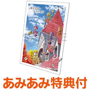 【あみあみ限定特典】DVD 魔女見習いをさがして