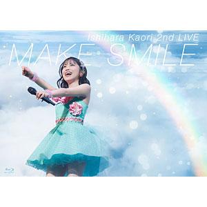 BD 石原夏織 2nd LIVE「MAKE SMILE」 (Blu-ray Disc)
